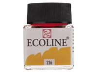 LIGHT ORANGE ECOLINE JAR 30ml