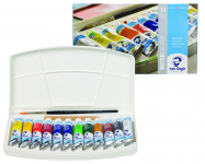 12 x 10ml TUBES 20HP112 VAN GOGH WATERCOLOUR SET