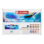 TALENS ART CREATION WATER COLOUR COMBISET 12 X 12ml