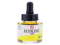 ECOLINE 205 LEMON YELLOW 30ml WITH PIPETTE 11252051