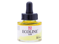 ECOLINE 226 PASTEL YELLOW 30ml WITH PIPETTE 1125226