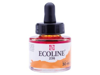 ECOLINE 236 LIGHT ORANGE 30ml WITH PIPETTE 11252361