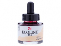ECOLINE 258 APRICOT 30ml WITH PIPETTE 11252581