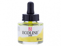 ECOLINE 259 SAND YELLOW 30ml WITH PIPETTE 11252591