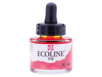 ECOLINE 318 CARMINE 30ml WITH PIPETTE 11253181