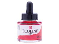 ECOLINE 334 SCARLET 30ml WITH PIPETTE 11253341