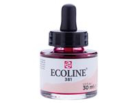 ECOLINE 381 PASTEL RED 30ml WITH PIPETTE 11253811