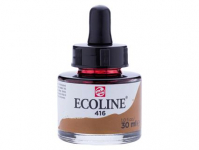 ECOLINE 416 SEPIA 30ml WITH PIPETTE 11254161