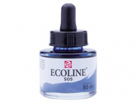 ECOLINE 505 ULTRAMARINE LIGHT 30ml WITH PIPETTE 1125505