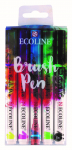 ECOLINE BRUSHPEN SET 5 PRIMARY 11509900