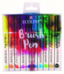 ECOLINE BRUSHPEN SET 10 11509002