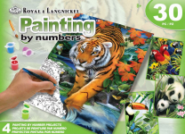 PBN ACTIVITY JUNGLE BOX SET 1 ROYAL & LANGNICKEL AVS-PBN209