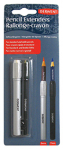 DERWENT PENCIL EXTENDERS BLISTER OF 2 2300124