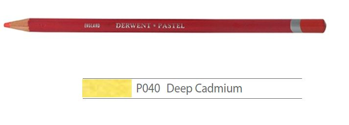 DERWENT PASTEL PENCILS DEEP CADMIUM 2300233