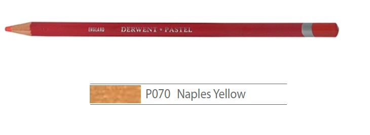 DERWENT PASTEL PENCILS NAPLES YELLOW 2300236