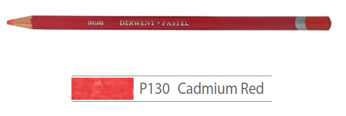 DERWENT PASTEL PENCILS CADMIUM RED 2300242