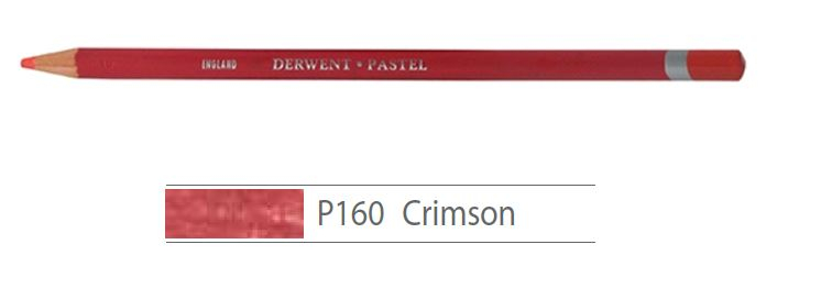 DERWENT PASTEL PENCILS CRIMSON 2300245