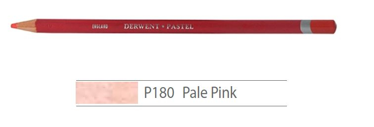 DERWENT PASTEL PENCILS PALE PINK 2300247