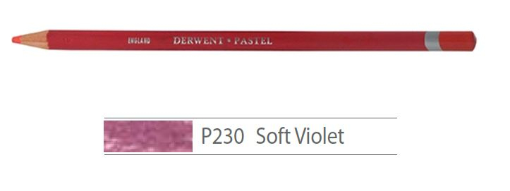 DERWENT PASTEL PENCILS SOFT VIOLET 2300252