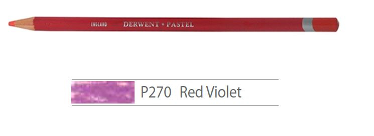 DERWENT PASTEL PENCILS RED VIOLET 2300256