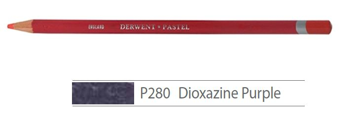 DERWENT PASTEL PENCILS DIOX. PURPLE 2300257