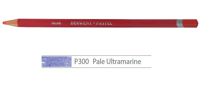 DERWENT PASTEL PENCILS PALE ULTRAMARINE 2300259