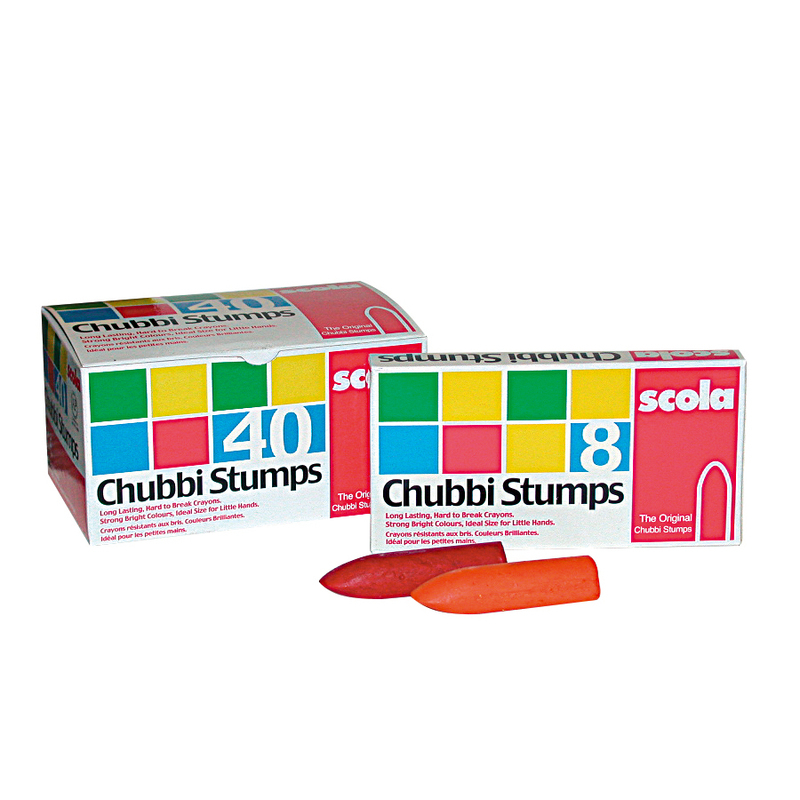 CHUBBI STUMPS - 40 ASSORTED AS40
