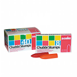 CHUBBI STUMPS - 8 ASSORTED AS818
