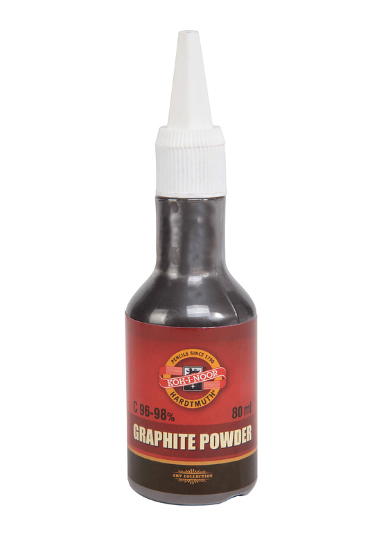 GRAPHITE POWDER - 80ml 9756