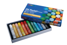 MUNGYO ARTIST OIL PASTELS - SET OF 12
