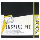 GRAPHIK SMALL INSPIRE ME BOOK 2302236 by DERWENT