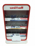 UNI-BALL 288 COUNTER DISPLAY UNIT WITH STOCK