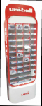 UNI-BALL FLOOR DISPLAY UNIT WITH STOCK 1572 PIECES