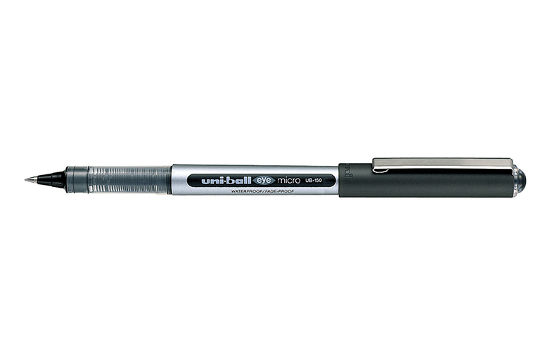 UB-150 EYE MICRO BLACK PEN UNI 4902778913765