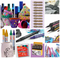 Technical Drawing & Sketching Pens